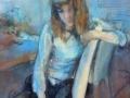 Blue girl 1